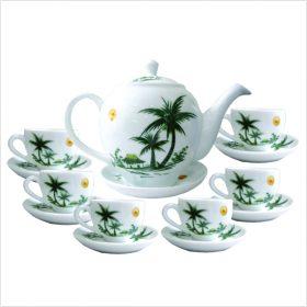 sản xuất ấm trà
