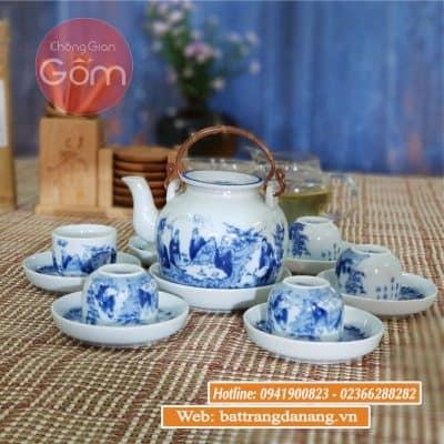 sản xuất ấm trà 4