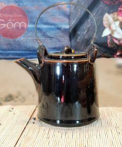 Bộ ấm trà cao chén nhỏ