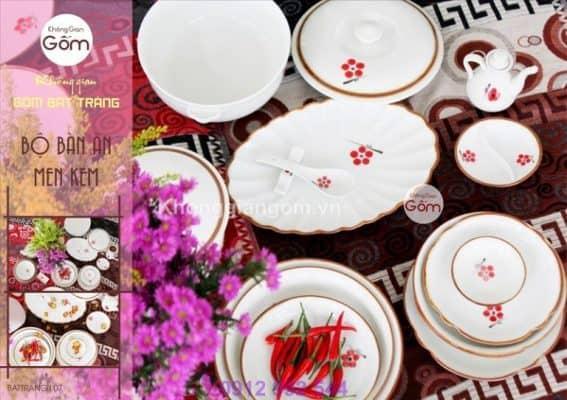 mẫu bát đĩa đẹp cho nhà hàng 7
