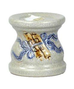 Chân nến gốm sứ Bát Tràng