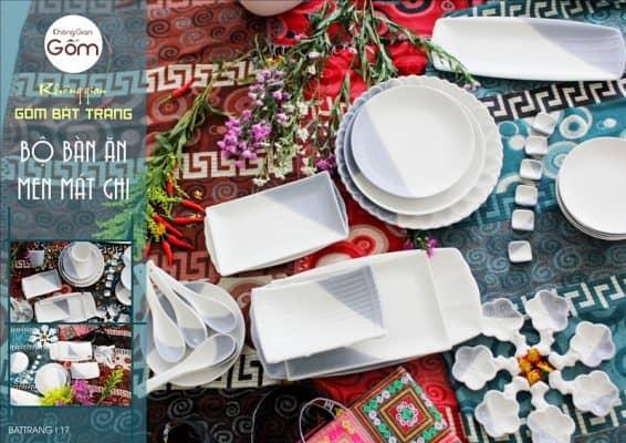 mẫu bát đĩa đẹp cho nhà hàng 11