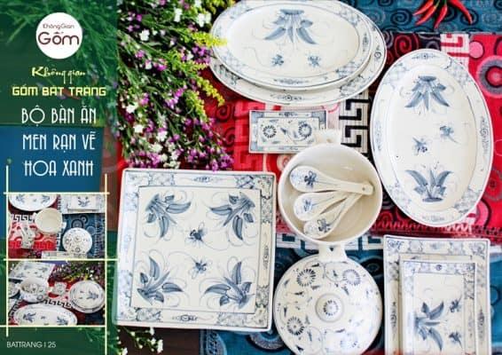 mẫu bát đĩa đẹp cho nhà hàng 13