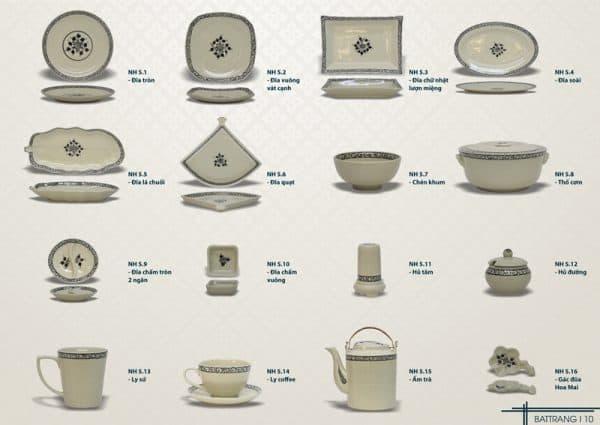 cung cấp sỉ và lẻ các mặt hàng gốm sứ 1