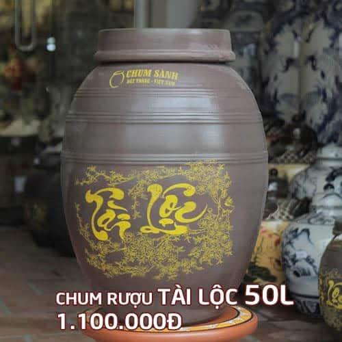 Chum sành ngâm rượu hạ thổ mua ở đâu ? giá bao nhiêu tại Đà Nẵng ?