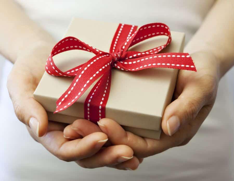 Quà tặng có ý nghĩa luôn được đánh giá cao