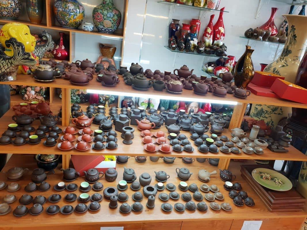 Cửa hàng Gốm sứ Bát Tràng