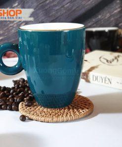 Tách đựng cafe latte sứ cao cấp
