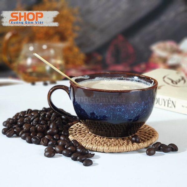 Tách cafe cappuccino sứ cao cấp