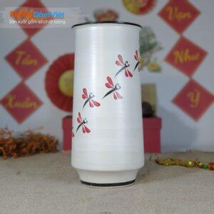 Bình hoa dáng ống S2