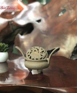Xông trầm gốm Bát Tràng