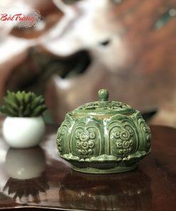 Lư xông trầm bằng gốm sứ đẹp